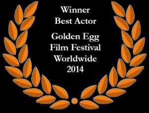 Michael Gilroy Golden Egg Best Actor